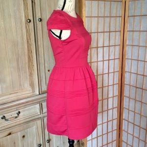 Elle Dresses - Elle Red Cap Sleeve Dress Size 2